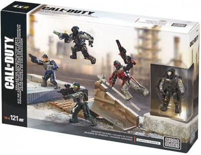 Advanced Soldiers Mega Bloks: Call of Duty