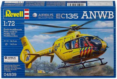 Airbus Helicopters EC135 ANWB Revell: schaal 1:72