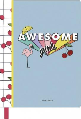 Agenda Awesome Girls 2019/2020 (192AWG100)