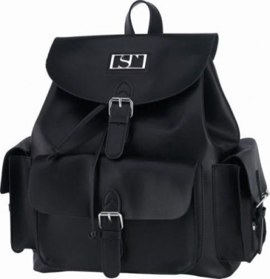 Rugzak SuperTrash Girls black 34x28x12 cm (152STG70201)