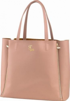 Shopper SuperTrash Girls pink 33x37x15 cm (152STG77235)