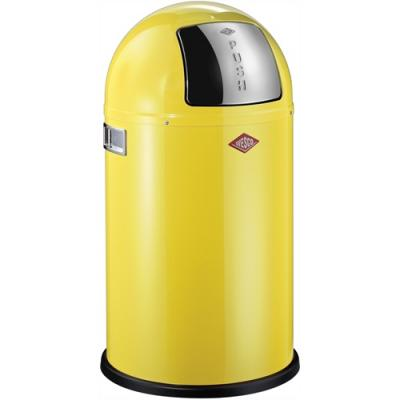 Wesco Pushboy Junior 22l Geel