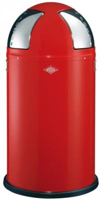 Wesco Push-Two 2 x 25l Rood