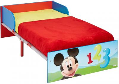 Bed Peuter Mickey Mouse: 143x77x43 cm